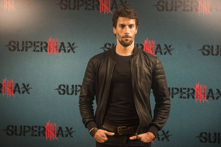 Bruno Belarmino, ator de 'Supermax'