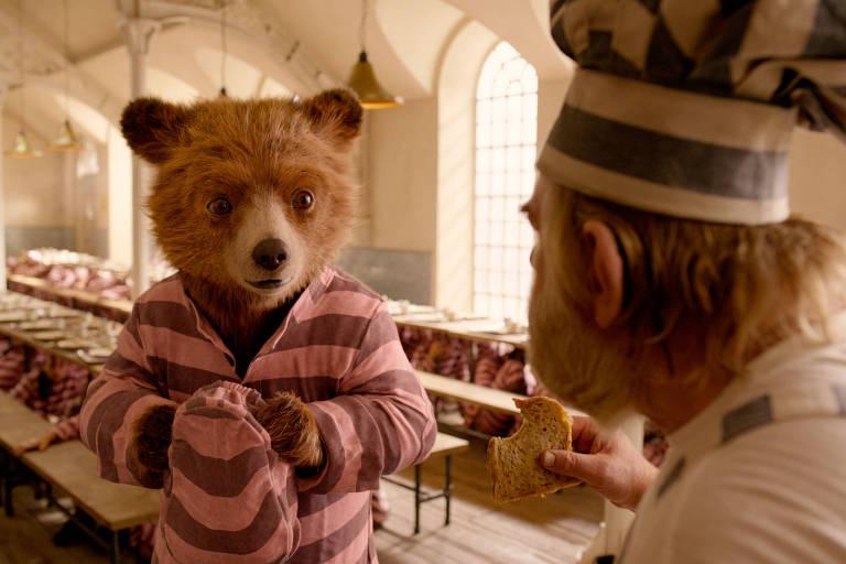 Segundo longa traz simpático ursinho já totalmente adaptado à vida na cidade grande