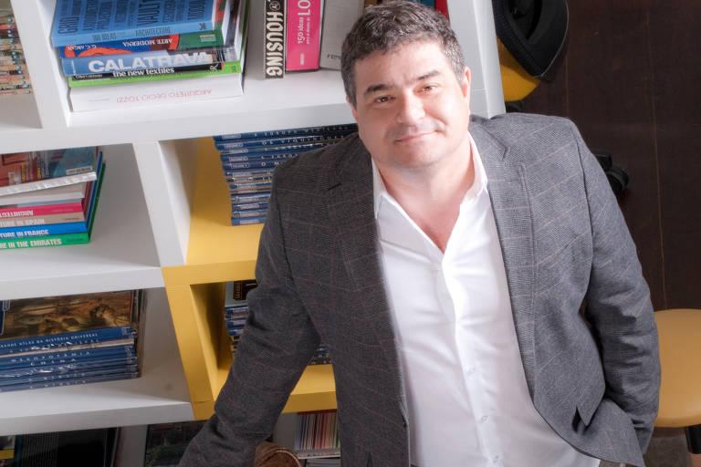 André Torretta, sócio da CA-Ponte, braço brasileiro da Cambridge Analytica, que trabalhou por Trump