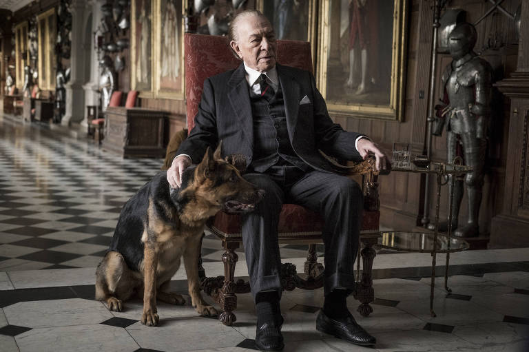 Christopher Plummer interpreta bilionário J. Paul Getty em filme de Ridley Scott