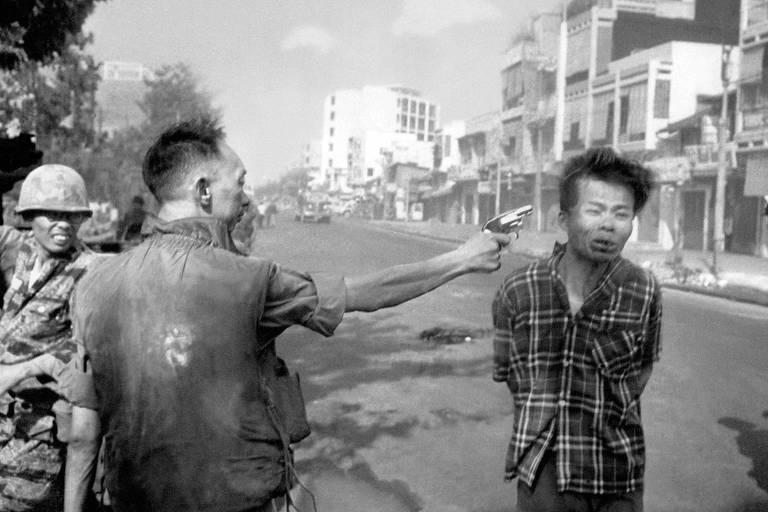 Há 50 anos, foto mostrava início de ofensiva no Vietnã