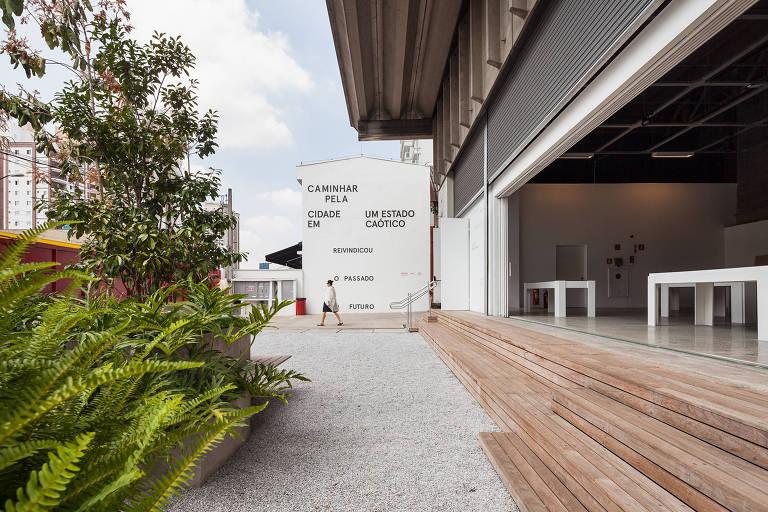 Galpão VB, espaço cultural na Vila Leopoldina, zona oeste