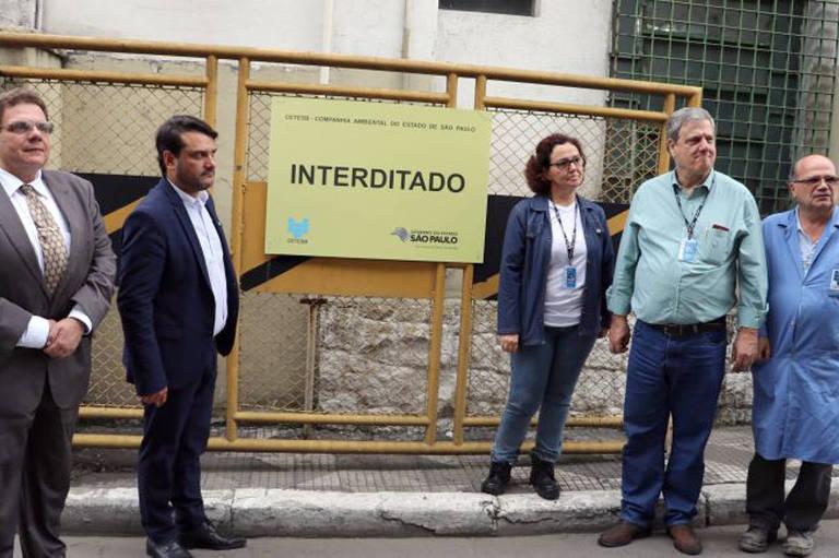 Resultado de imagem para Gestão Alckmin interdita usina de asfalto da Prefeitura de São Paulo