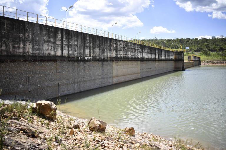 Distrito Federal sem água