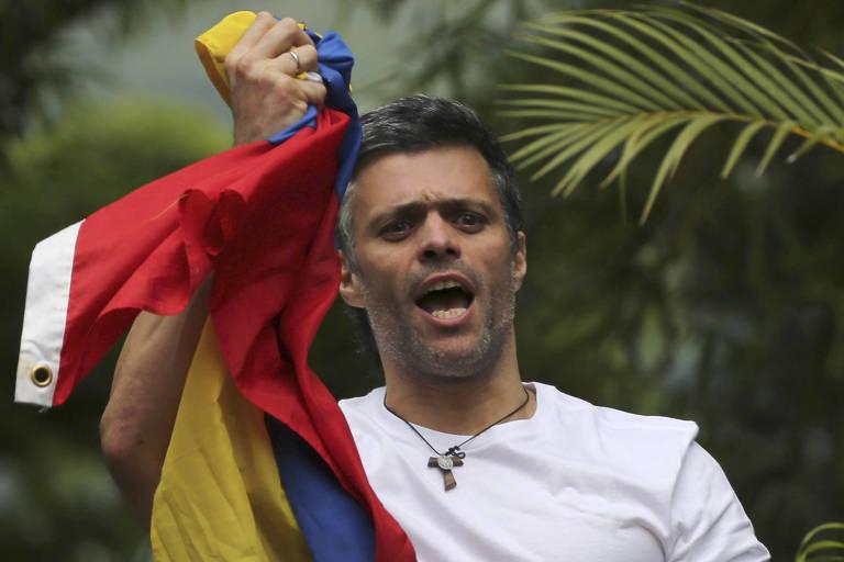 Páreo eleitoral venezuelano