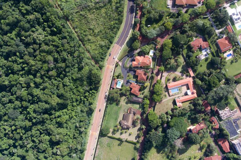 Área de condomínio com registro de febre amarela em Ribeirão Preto (SP)