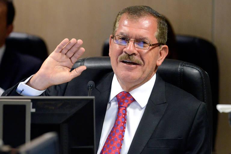 Ministro Humberto Martins, corregedor nacional de Justiça