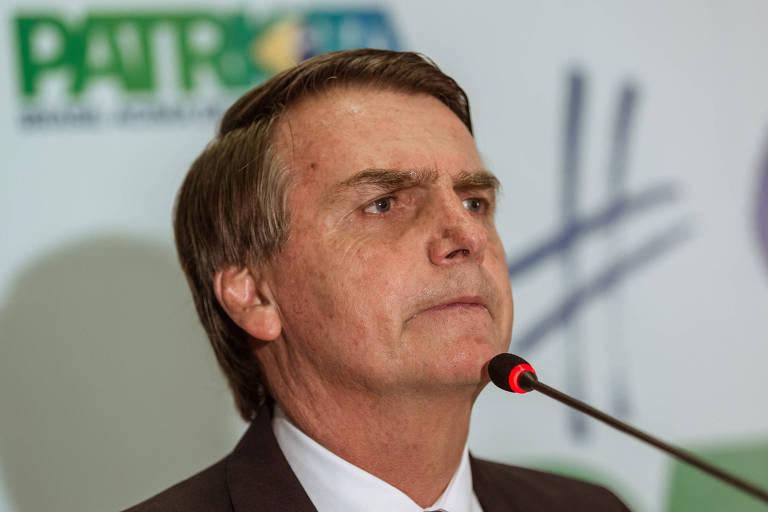 Deputado Jair Bolsonaro,