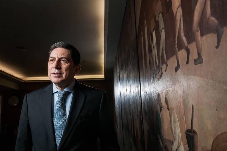 Luiz Carlos Trabuco, presidente do conselho do Bradesco