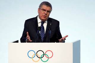 The 132nd IOC Session ahead of the 2018 Winter Olympic Games