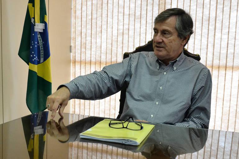 O ministro da Justiça, Torquato Jardim
