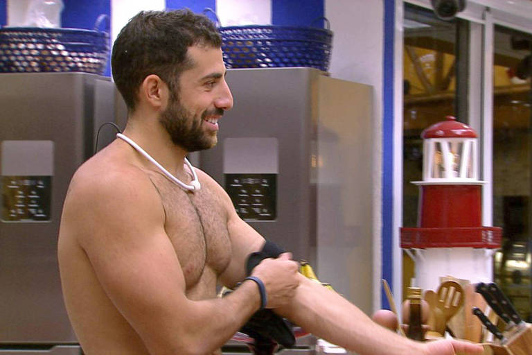 "Kaysar, do ""BBB 18"""