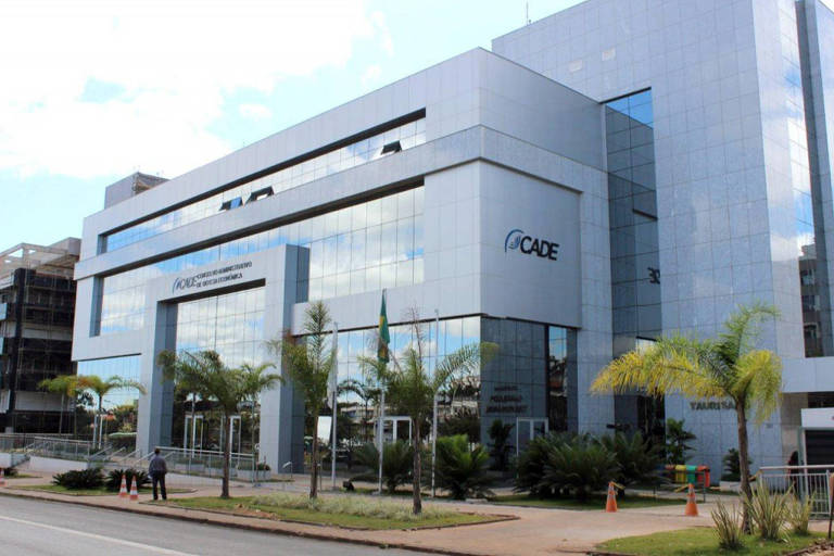 Sede do Cade (Conselho Administrativo de Defesa Econômica), em Brasília