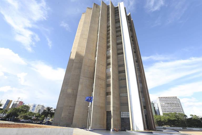 Edifício-sede da Caixa Econômica Federal, em Brasília
