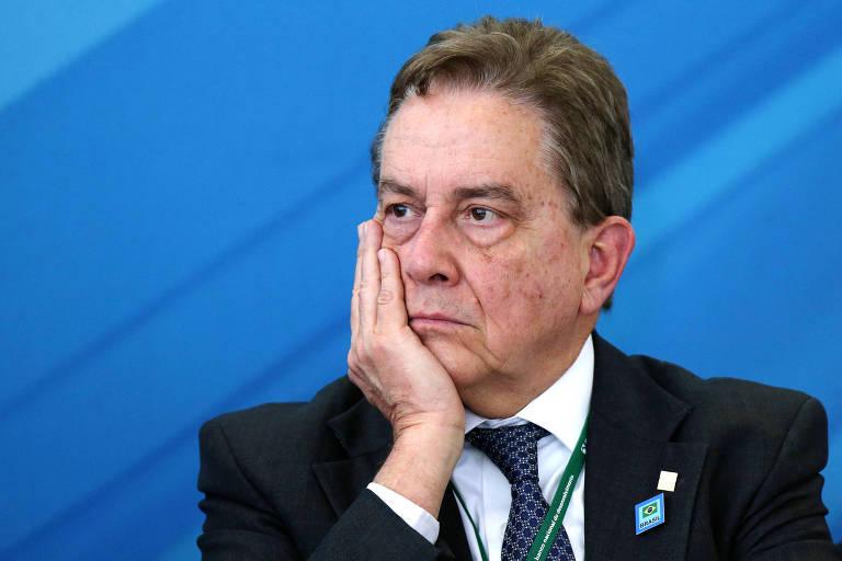 O presidente do Banco Nacional de Desenvolvimento Econômico e Social (BNDES), Paulo Rabello de Castro