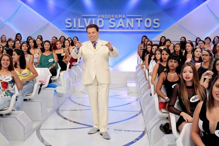 Silvio Santos passa mal e interrompe gravações