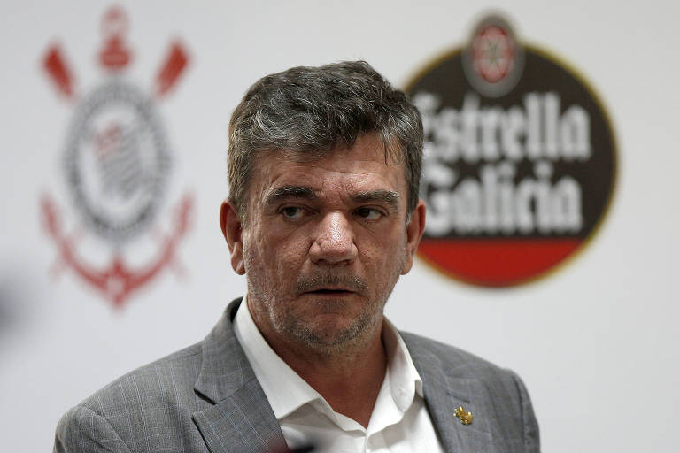 Andrés Sanchez conversou com mandatário gremista sobre Luan; veja os detalhes da conversa