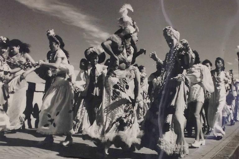 Carnaval, por Orson Welles