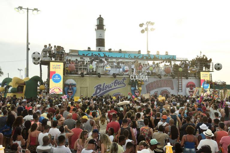 Carnaval em Salvador (BA)