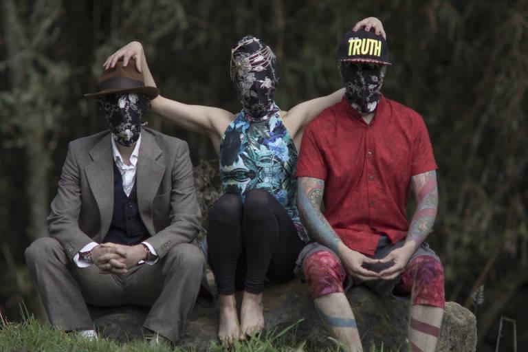 A banda colombiana Bulldozer se apresenta no Sesc Belenzinho
