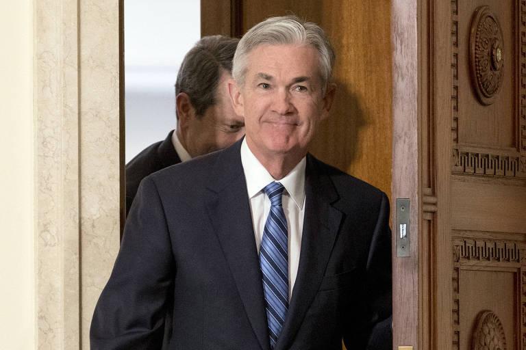 Jerome Powell tomou posse como novo presidente do BC americano