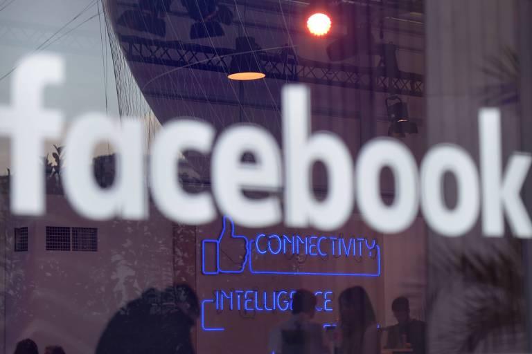 Evento promovido pelo Facebook em Berlim