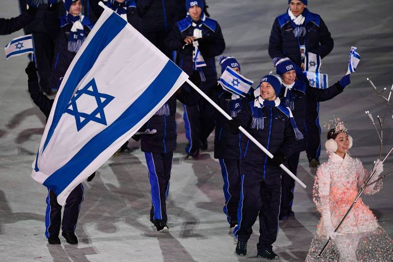 Cerimônia de abertura das Olimpíadas de Inverno 2018