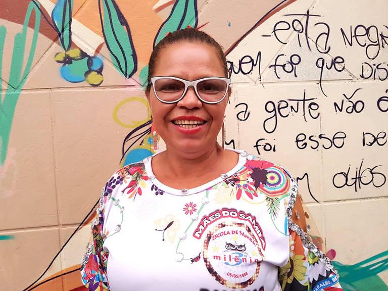 Último ensaio geral de escola de samba no Grajaú