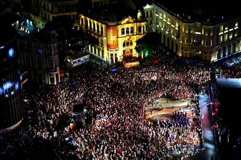 Abertura do Carnaval do Recife acontece no Marco Zero da cidade