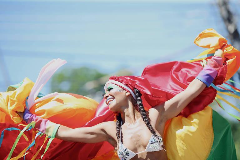 Blocos no Rio nesta sexta-feira