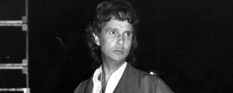 ORG XMIT: 062401_0.tif Música: o cantor e compositor Roberto Carlos. (00.05.1986. Foto: Silvestre P. Silva/Folhapress)