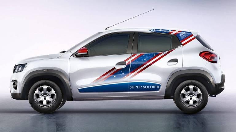 Renault Kwid Super Hero
