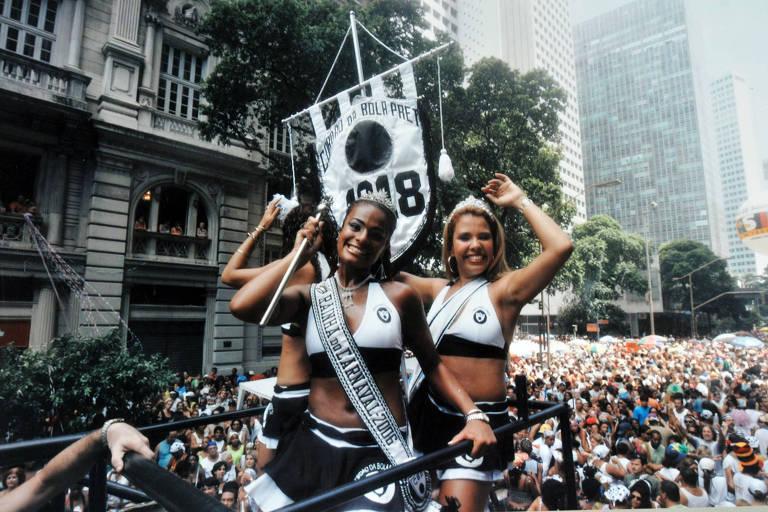 Image result for Cordão da Bola Preta (Abertura do Carnaval)