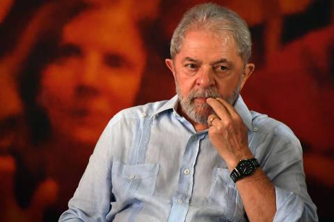 Luiz Inácio Lula da Silva: Afaste de mim este cale-se