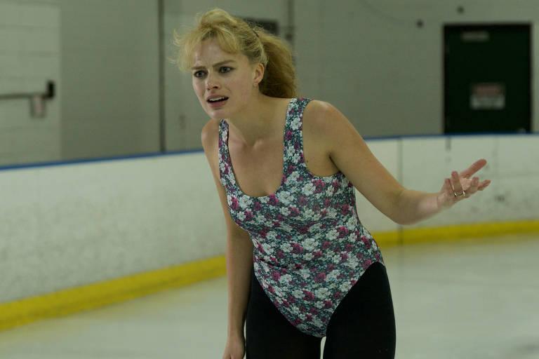 Margot Robbie em cena de 'Eu, Tonya' PARA USO EXCLUSIVO DA ILUSTRADA