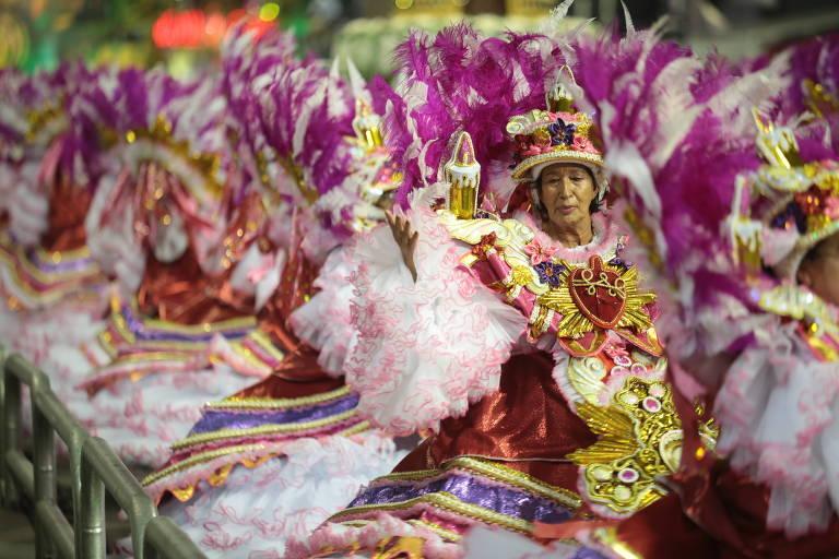Desfile da Rosas de Ouro