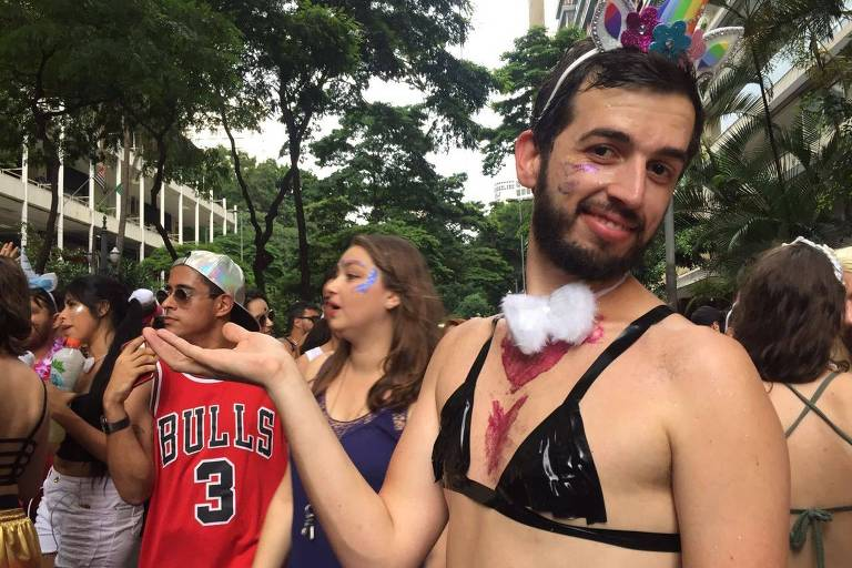 'Anittos' no Carnaval
