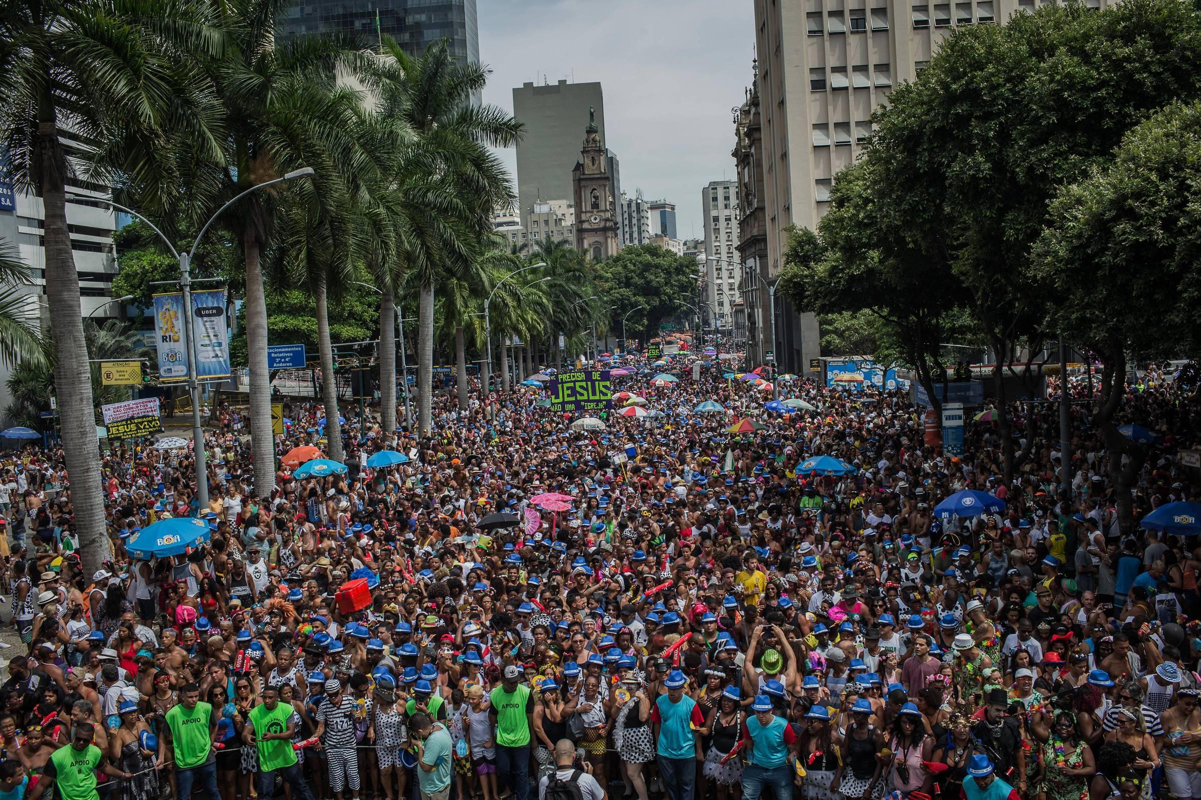 A política é uma folia - Folha de S.Paulo