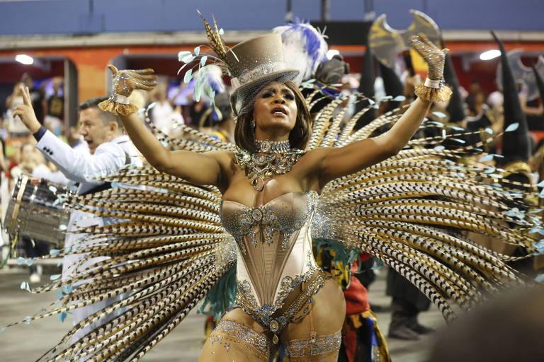 Desfile da Escola de Samba Império de Casa Verde