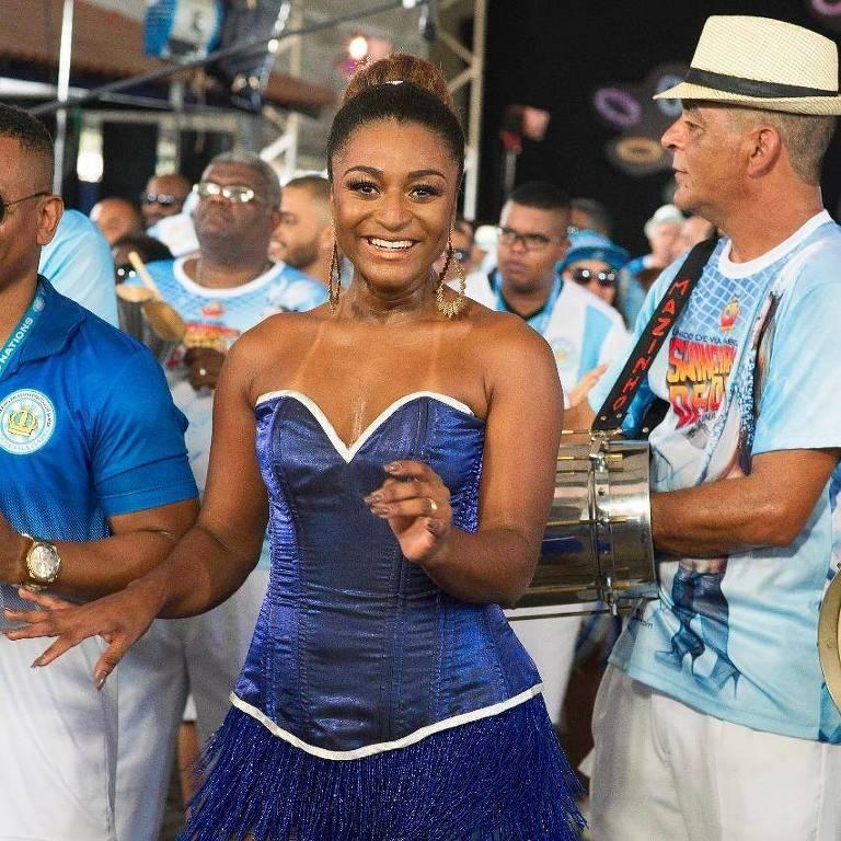 Musas do Carnaval carioca