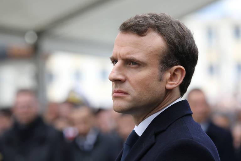 Com um novo partido, Emmanuel Macronm arrebatou o poder nacional num chofre