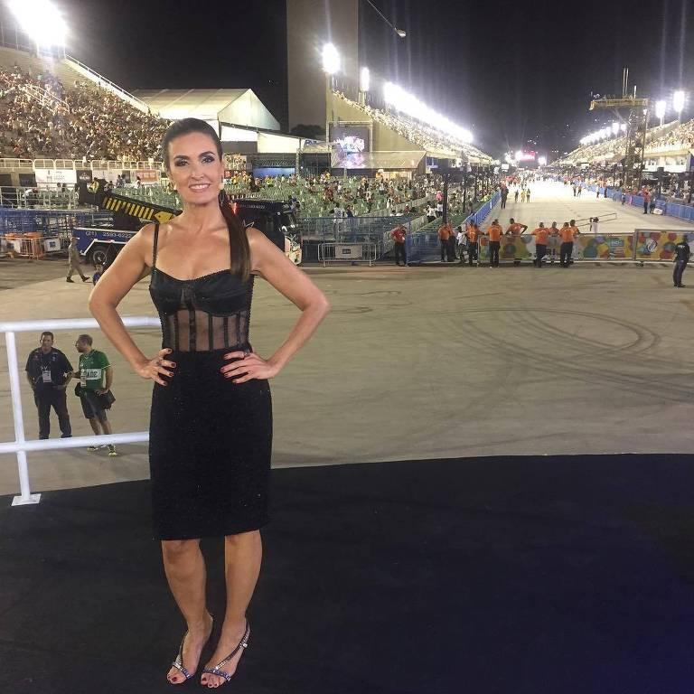 Fátima Bernardes - Oficial