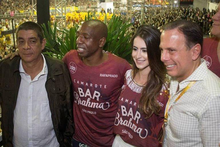 Zeca Pagodinho & Doria, as ciganas do Rio e Paris Hilton na Bahia