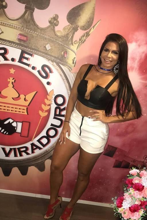 Musas do Carnaval do Rio