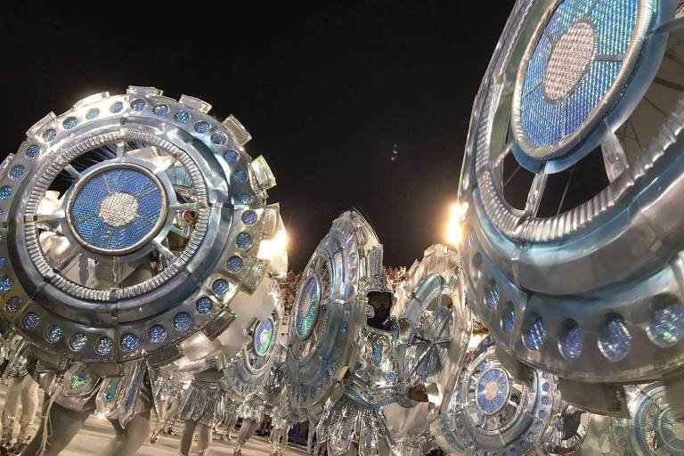 Desfile da Vila Isabel
