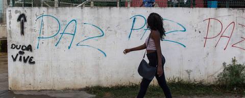 Rio de Janeiro, Rj, BRASIL. 03/04/2017; Escola municipal Daniel Piza, onde morreu Maria Eduarda, 13, após tiroteio proximo a escola.( Foto: Ricardo Borges/Folhapress)