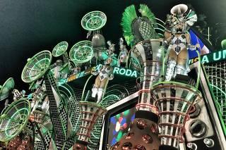 Liesa não vai rebaixar nenhuma escola de samba no Carnaval do Rio 2018