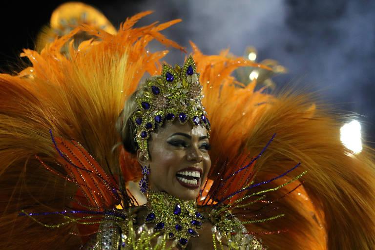 Desfile da Paraíso do Tuiuti