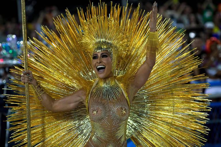 Sabrina Sato no Carnaval