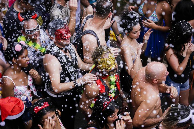 Carnaval na 23 de Maio